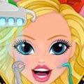 Игра Игра Эвер Афтер Хай: Эппл Вайт у стоматолога