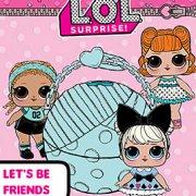 Игра Игра Куклы Лол: Найди Пару