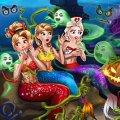 Игра Игра Хэллоуин Принцесс Диснея: Дом с Привидениями