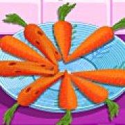 Игра Игра Морковный торт