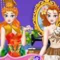 Игра Игра Холодное Сердце 2: Свадебный Портной Анны