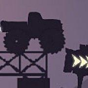 Игра Игра Монстр грузовик: земли теней