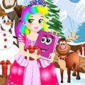 Игра Игра Принцесса Джульетта ищет подарки