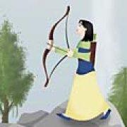 Игра Игра Мулан: лук и стрелы