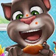 Игра Игра Говорящий кот Том скрытые звезды
