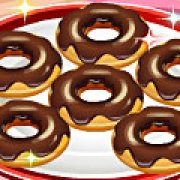Игра Игра Кухня Сары пончики