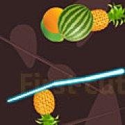 Игра Игра Первые резаные фрукты