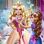 Игра Игра Супер Барби швея