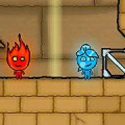 Игра Игра Огонь и Вода 2: храм света