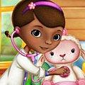 Игра Игра Доктор Плюшева: лечить игрушки