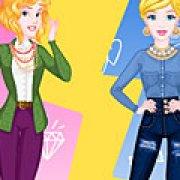 Игра Игра Принцессы Дисней: модная битва