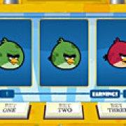 Игра Игра Злые птички: слот-автомат