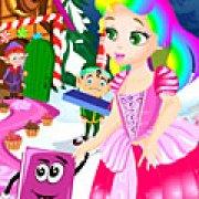 Игра Игра Принцесса Джульетта ищет друзей