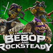 Игра Игра Черепашки ниндзя 2: Бибоп и Рокстеди