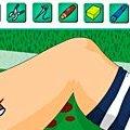 Игра Игра Футбольный доктор