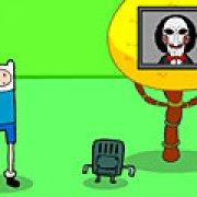 Игра Игра Время приключений: игра Пила
