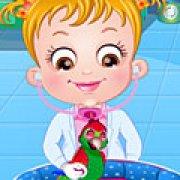 Игра Игра Малышка Хейзел ветеринар