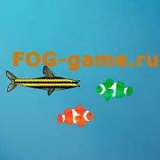 Игра Игра Рыбки на двоих