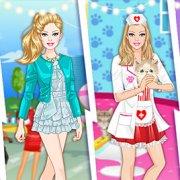 Игра Игра Карьера Барби