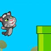 Игра Игра Флэппи говорящий кот Том