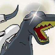 Игра Игра Летающий Робот Динозавр