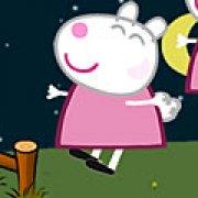 Игра Игра Свинка Пеппа считает Сьюзи