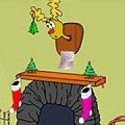 Игра Игра Бежать из комнаты в Рождество