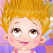 Игра Игра Малышка Хейзел: день прически