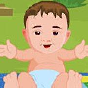 Игра Игра Купать малыша