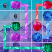 Игра Игра Головоломки: Мерцание драгоценностей