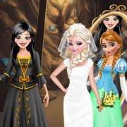 Игра Игра Принцессы Диснея волшебное зеркало