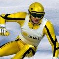Игра Игра Лыжный Слалом Санты И Спортсменов
