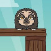Игра Игра Зверополис: ленивец Флэш идет домой