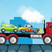 Игра Игра Автомобильный транспортер 2 / Car Transporter 2