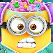 Игра Игра Голова миньона: лечить мозги