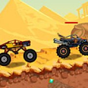 Игра Игра Сумасшедшие грузовики