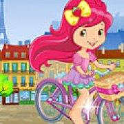 Игра Игра Шарлотта Земляничка в Париже
