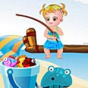 Игра Игра Малышка Хейзел: день рыбалки