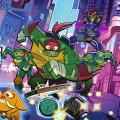 Игра Игра Эволюция Черепашек Ниндзя: эпические миссии мутантов