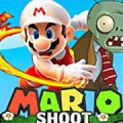 Игра Игра Марио против зомби
