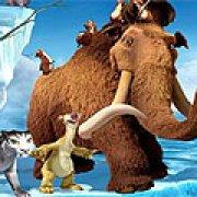 Игра Игра Ледниковый период 4: пазлы