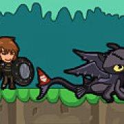 Игра Игра Как приручить дракона на двоих