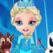 Игра Игра Холодное сердце: костюмы Барби
