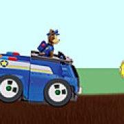 Игра Игра Щенячий патруль гонки