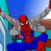 Игра Игра Одень Человека паука