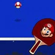 Игра Игра Настольный теннис Марио