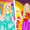 Игра Игра Барби принцесса четыре элементов