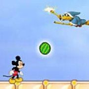 Игра Игра Микки Маус приключения шарики