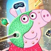Игра Игра Макияж Свинки Пеппы