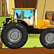 Игра Игра Гонщик трактор
